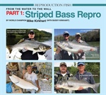 Part 1: Prepping a Striped Bass Reproduction