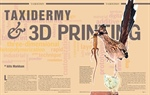 3D Printing and Taxidermy