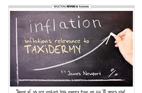 Inflation's Relevance to Taxidermy