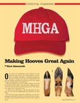 Making Hooves Great Again: Step-by-Step