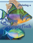 Painting a Triggerfish: Step-by-Step