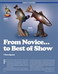 From Novice… to Best of Show