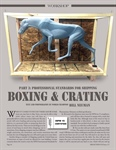 Part 3, Professional Standards for Shipping: Boxing and Crating